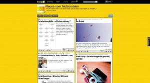 Neues Online-Magazin: Neues vom Nutzomaten